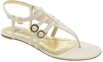 Juicy Couture 'Velma' Gladiator Sandal