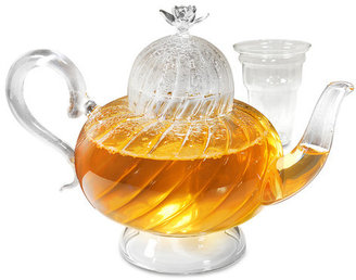 Primula Rose Teapot With Glass Infuser