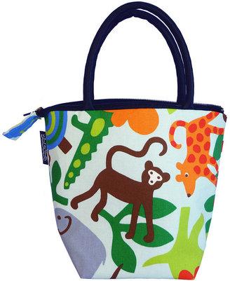 Lunchbug Bag(Organic Cotton)-Jungle