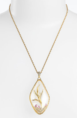Alexis Bittar 'Elements - Siyabona' Small Reliquary Pendant Necklace
