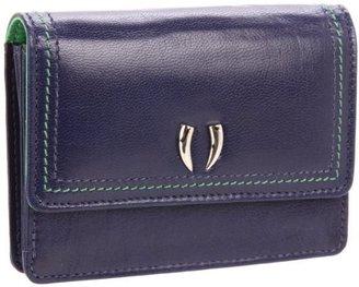 Tusk Capri Flap Coin/Card/Key PW-463 Credit Card Holder