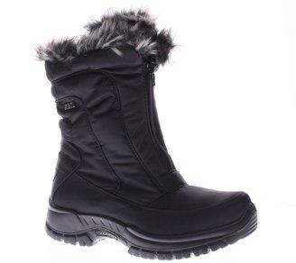 Spring Step Nylon Winter Boots - Zigzag
