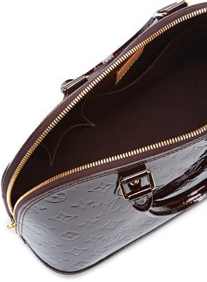 Louis Vuitton Amarante Monogram Vernis Alma PM