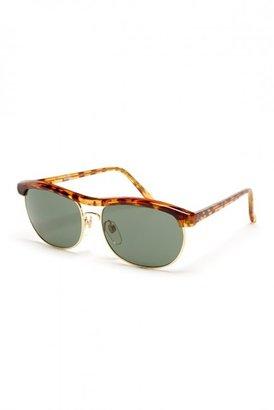 Vintage Sunglasses Replay Unisex Galaxy Clubmaster Sunglasses