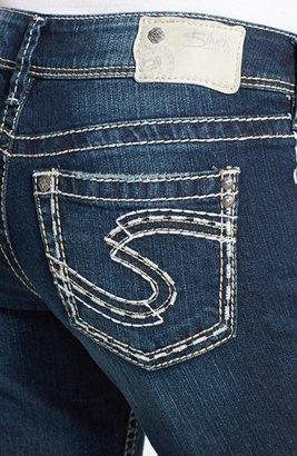 Silver Jeans Co. 'Suki' Bootcut Jeans (Dark)