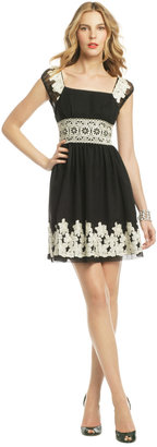 Anna Sui Groovy Times Dress