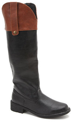 Qupid Relax Knee High Boots