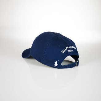 Polo Ralph Lauren Wimbledon Flags Cap