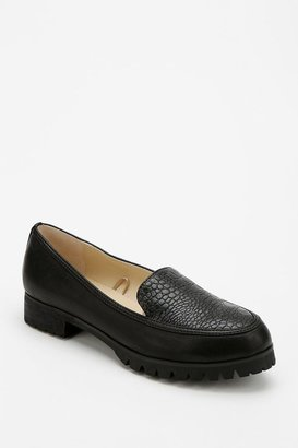 Urban Outfitters Cooperative Patent Trim Treaded Loafer
