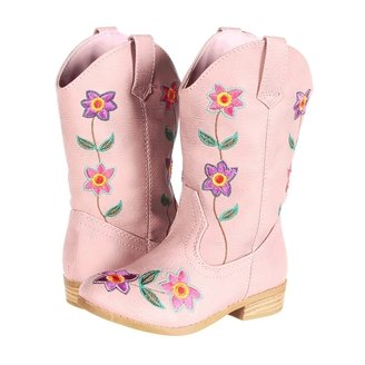 Steve Madden Girls' T-Gurly Cowboy Boot