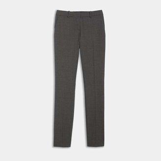 Theory Stretch Wool Slim Pant