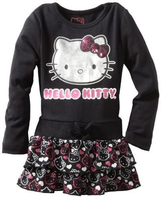 Hello Kitty Baby-girls Infant Knit Dress