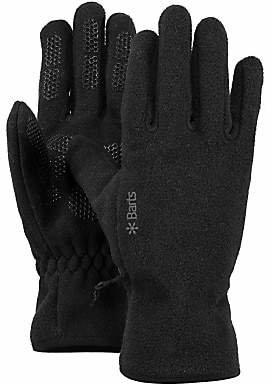 Barts Fleece Gloves, Black