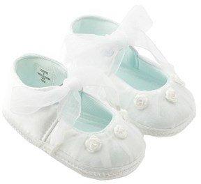 Designer's Touch 'Cheree' Crib Shoe (Baby)