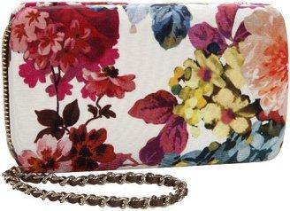 D&G Dolce & Gabbana Mimosa Lory Box Clutch