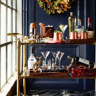 Williams-Sonoma Beckett Bar Cart