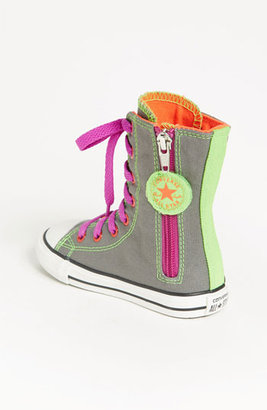 Converse Chuck Taylor® All Star® 'Neon X-HI' Sneaker (Walker & Toddler)