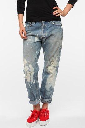 Levi's Urban Renewal Distressed Jean