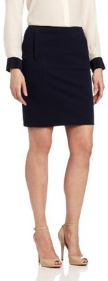 DKNY DKNYC Women's Pencil Skirt With Front Pockets