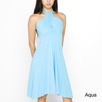American Apparel Women's Convertible Jersey Bandeau Dress $23.99 thestylecure.com