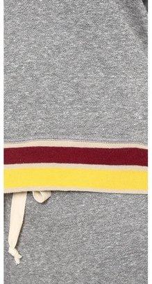 Current/Elliott The Cropped Sleeve Sweatshirt