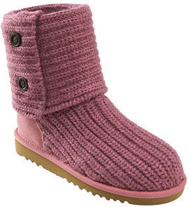 Girl's Ugg 'Cardy' Crochet Boot