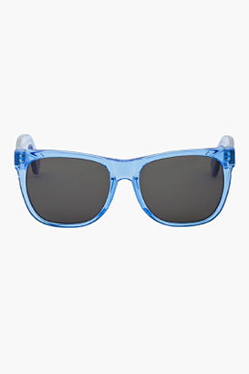 Super Basic Transparent-Framed Hand Made Classic sunglasses