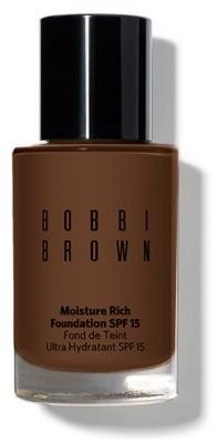 Bobbi Brown Moisture Rich Foundation Broad Spectrum SPF 15/ 1.0 oz. $50 thestylecure.com