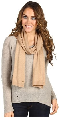 UGG Madison Solid Boxed Scarf (Camel) - Accessories