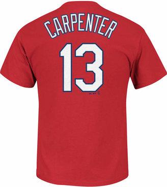 Majestic Men Matt Carpenter St. Louis Cardinals Official Player T-Shirt