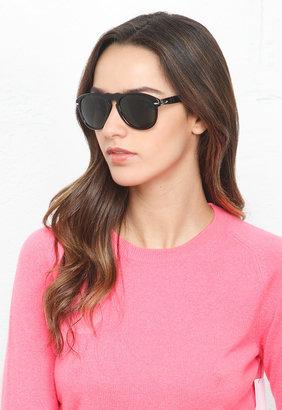 Persol PO0649 52 Suprema Sunglasses in 95/31 Black