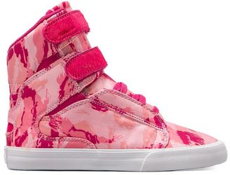 Supra PINK PARTY EXCLUSIVE Society Sneaker with Pony Hair
