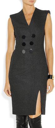 Altuzarra Broome flannel sheath dress