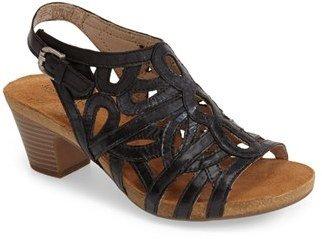 Women's Josef Seibel 'Ruth 03' Sandal $139.95 thestylecure.com