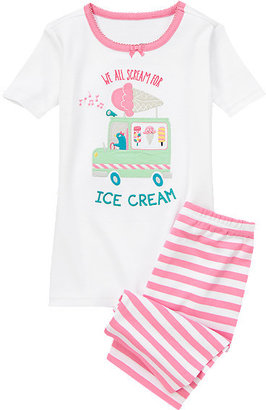Gymboree Penguin Ice Cream Shortie Two-Piece Gymmies®