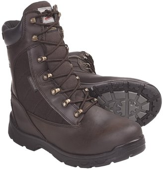 "Georgia Boot Built by Gauge Boots - Waterproof, Insulated, 8"" (For Men)"