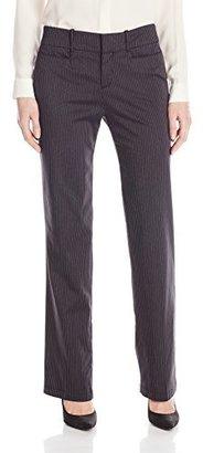 Dockers Women's Ideal Straight-Leg Trouser Pant $7.17 thestylecure.com