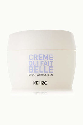 Kenzoki Cream With A Sheen, 50ml - Colorless