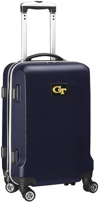 Denco Sports Luggage Georgia Tech Yellow Jackets 19 1/2-in. Hardside Spinner Carry-On