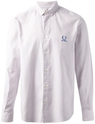 Raf Simons Fred Perry collared shirt