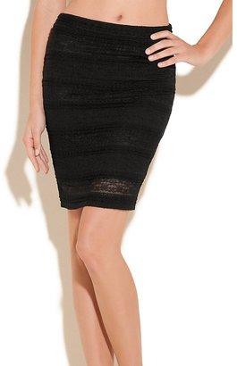 GUESS Amelie Pencil Skirt