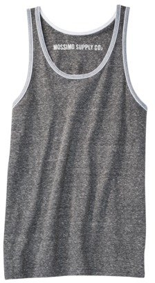 Mossimo Men's Tank Top - Hideaway Blue