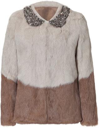 Steffen Schraut Fur Heritage Vintage Jacket in Multicolor