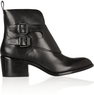 Alexander Wang Erin leather ankle boots