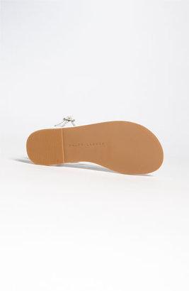 Ralph Lauren Patent Leather Sandal (Baby, Walker, Toddler, Little Kid & Big Kid)