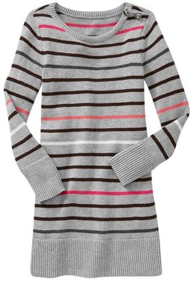 Gap Multi-striped sweater dress
