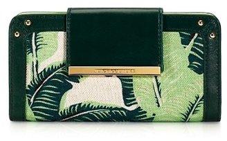 Juicy Couture Hansen Canvas Continental Wallet
