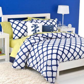 Izod Trellis Comforter Set