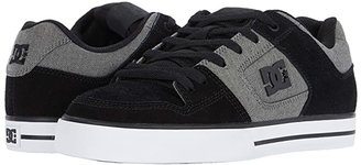 DC SE (Grey/Grey/Grey) Men's Skate Shoes