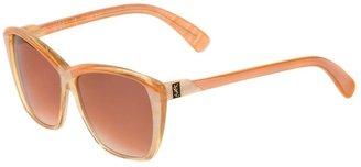 Yves Saint Laurent Pre Owned Square Frame Sunglasses